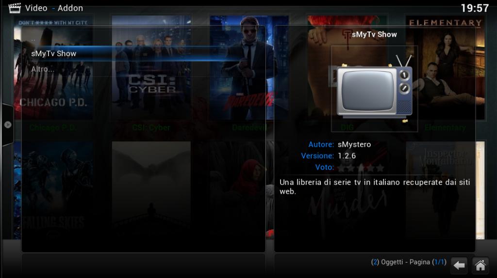 XBMC AddOn Video